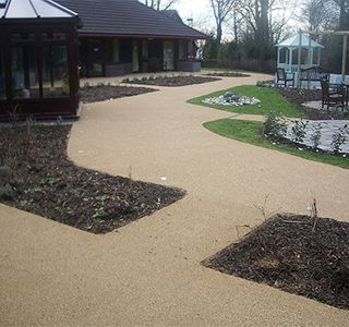bolton hospice garden of tranquillity-covered in resigrip surfacing