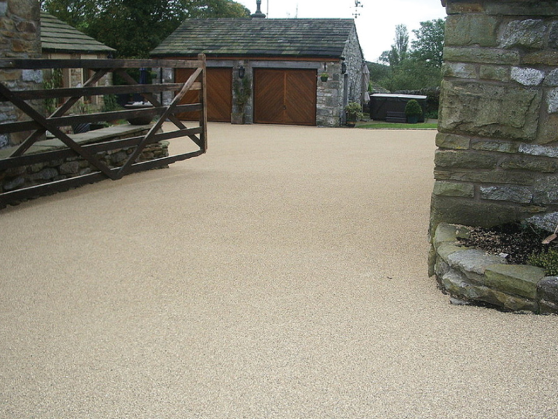 Resigrip Resin Bonded Surfacing System