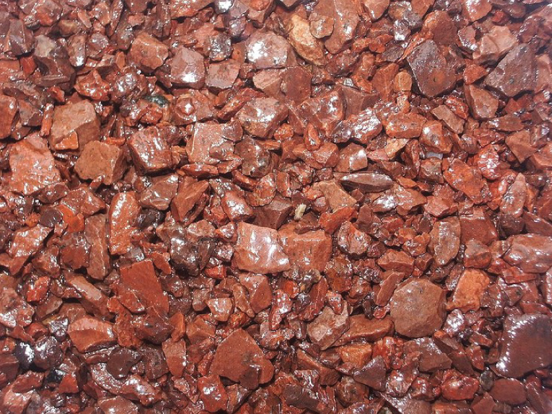 Rustic Red - Resibond