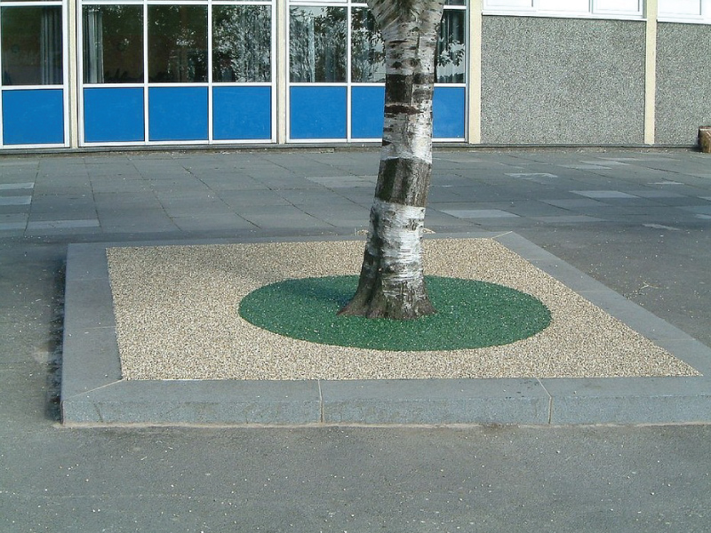 Tree Pit - Resibond